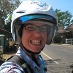 Faith in a Helmet